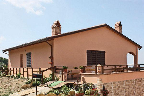 Galleria immagini case prefabbricate prefab for Piani di una casa bungalow storia