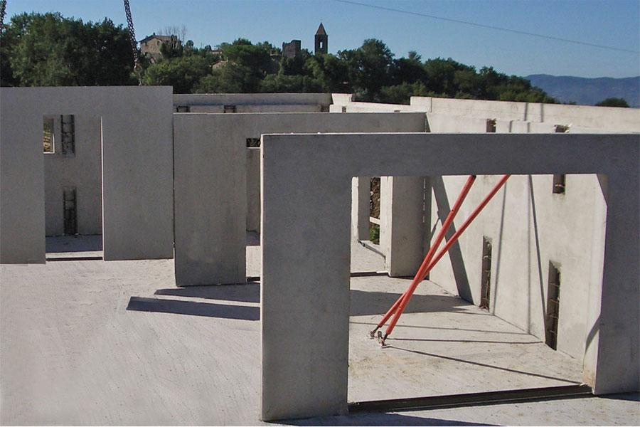 Casa Prefabbricata Antisismica : Case prefabbricate antisismiche in cemento prefab srl